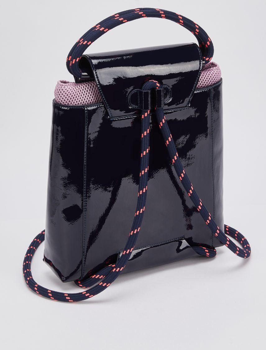 PAGURO Handbag navy blue 4