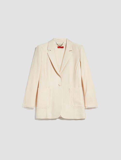 PAVULLO Jacket ivory 5