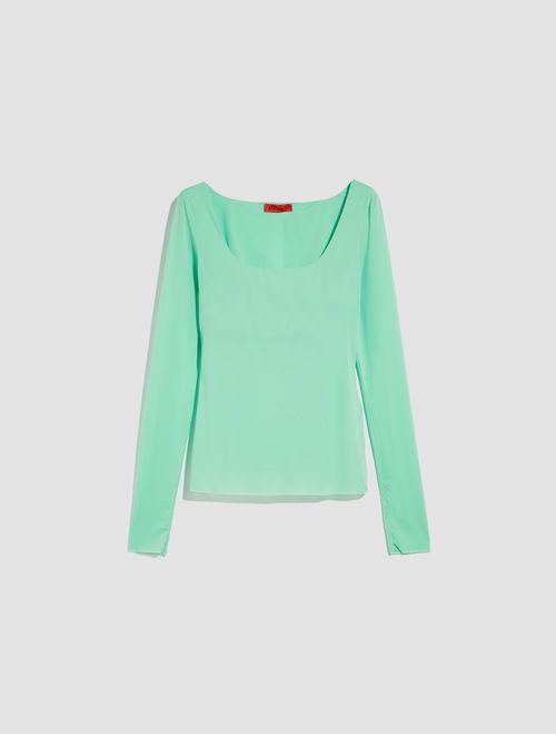 PUNTATA T-shirt green 5