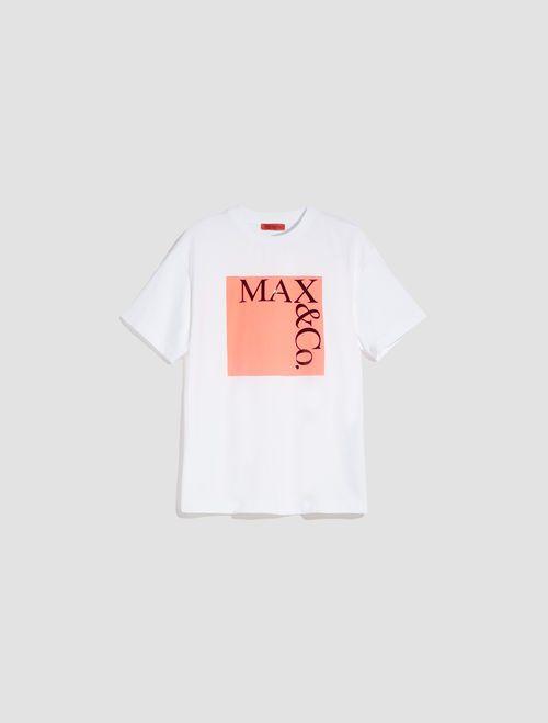TEE T-shirt rose pink pattern 4