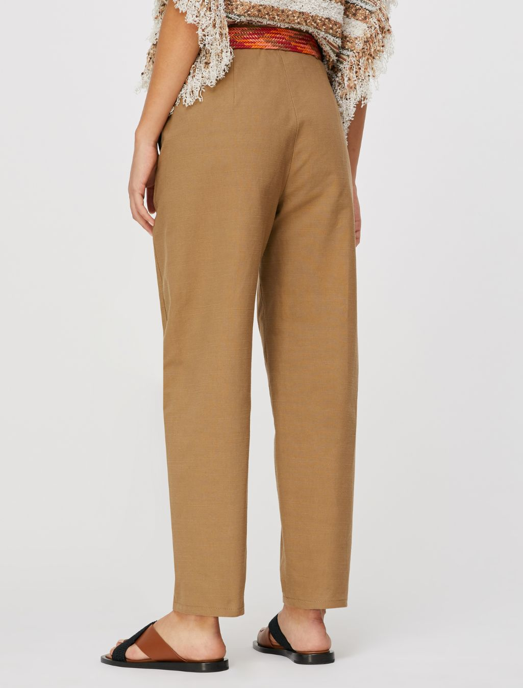 CAVO Long trouser brown 2