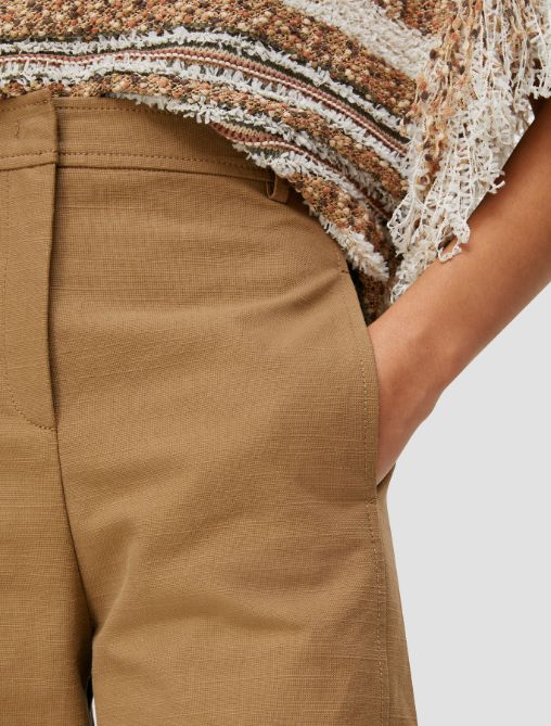 CAVO Long trouser brown 3
