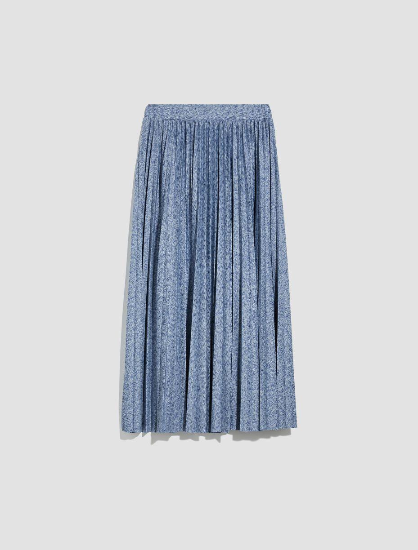 DAMIANO Jersey Skirt china blue 5