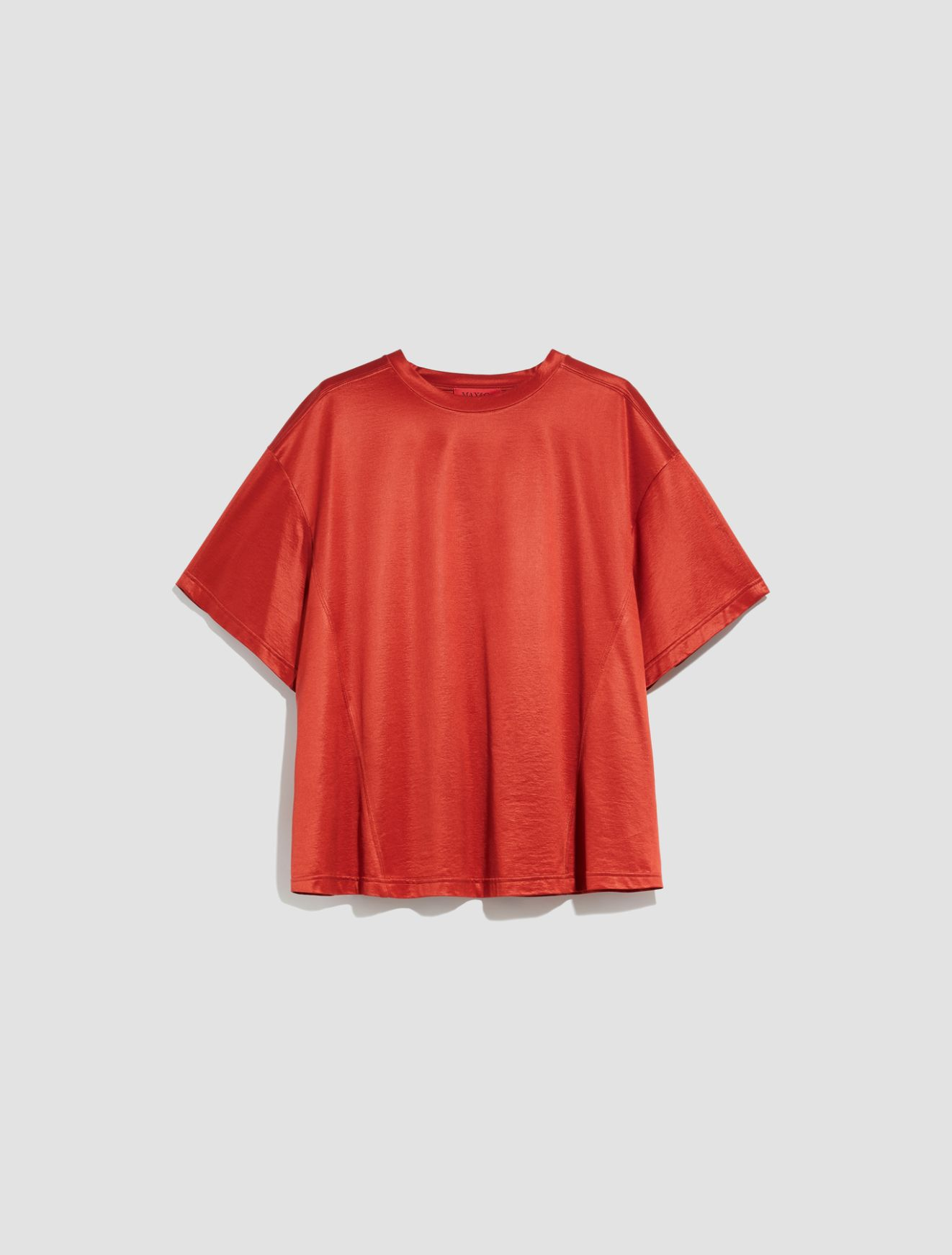 DARIA T-shirt terracotta 5