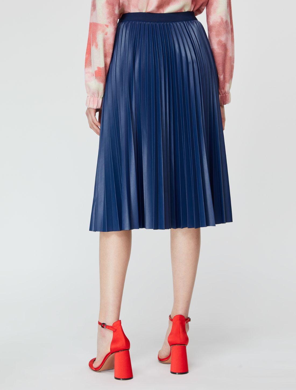 DARINA Skirt cornflower blue 2