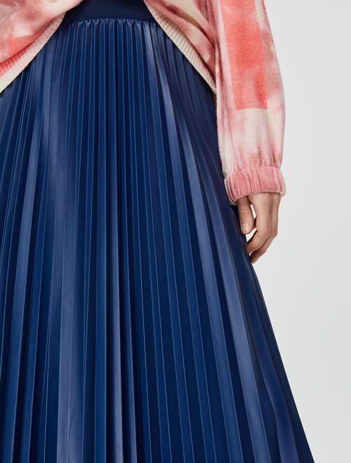 DARINA Skirt cornflower blue 3