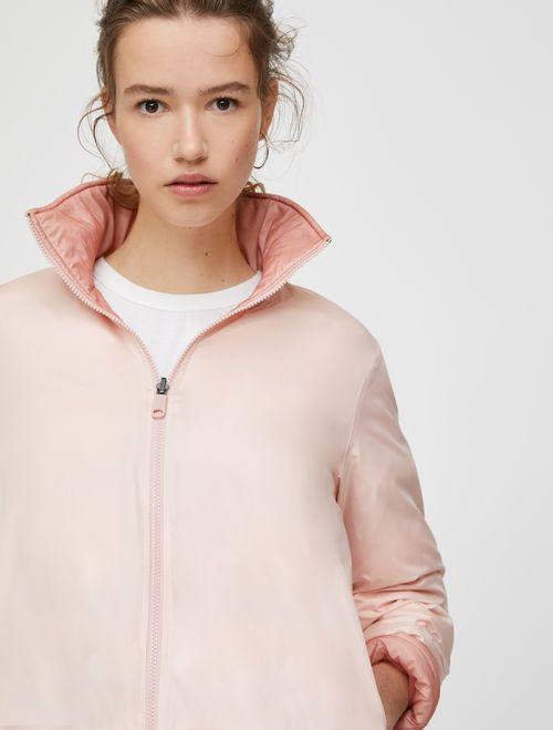 DEFILARE Quited jacket pink 3