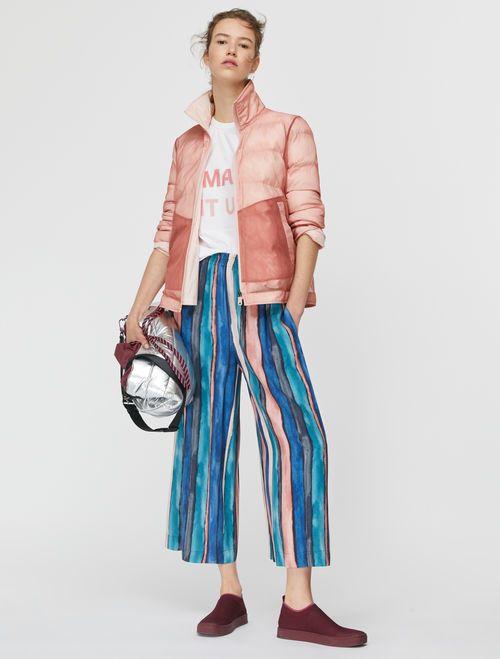 DEFILARE Quited jacket pink 4