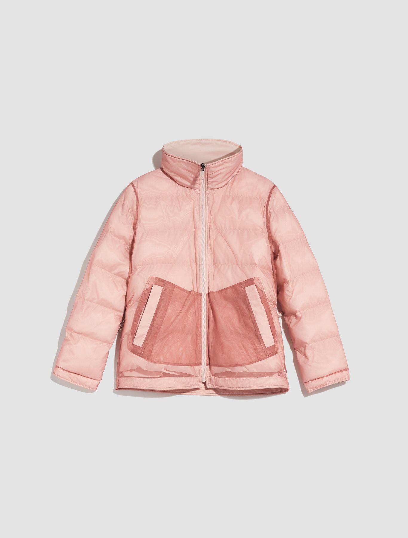 DEFILARE Quited jacket pink 5