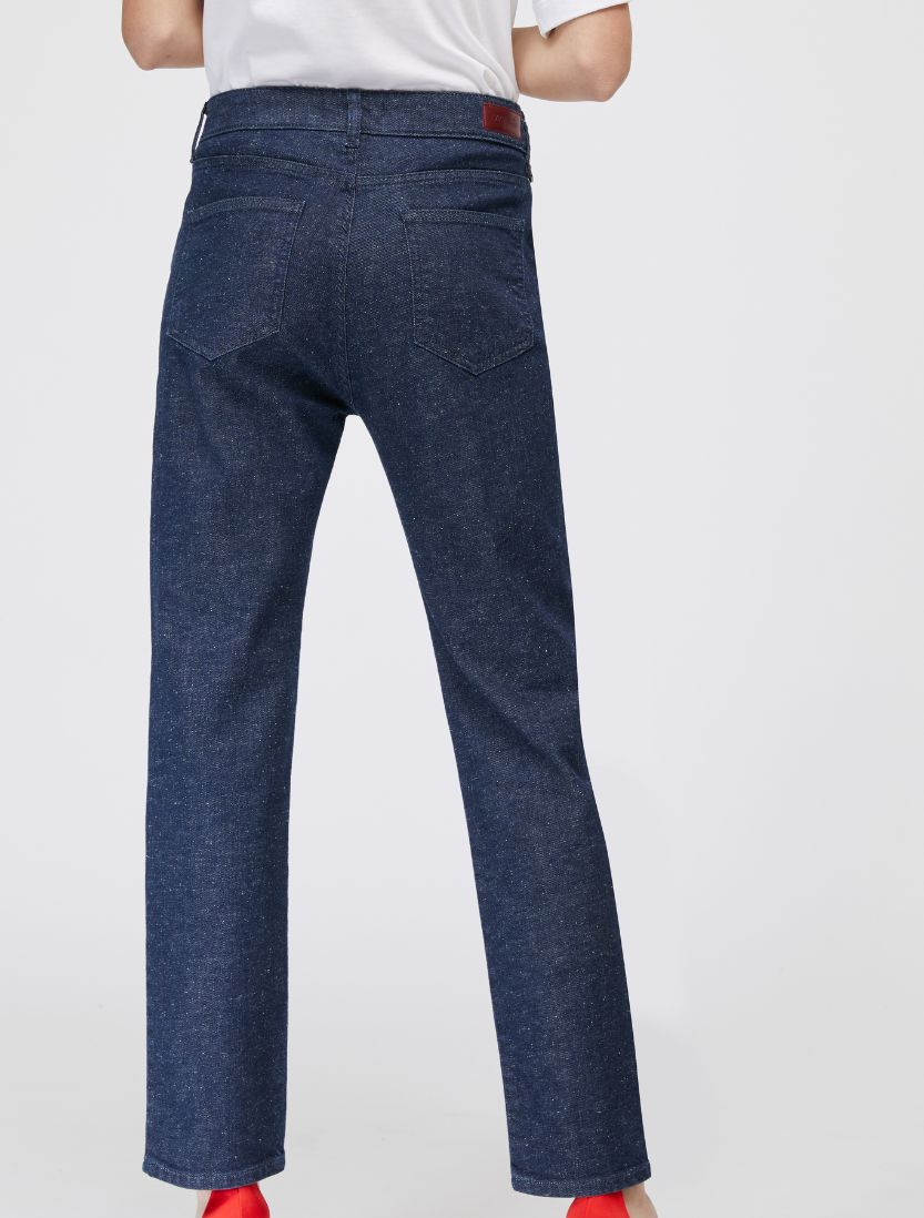 DENSITA Denim trouser midnight blue 2