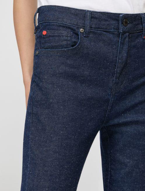 DENSITA Denim trouser midnight blue 3