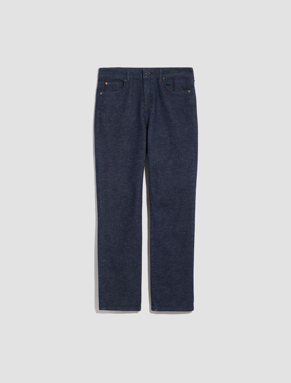 DENSITA Denim trouser midnight blue 5