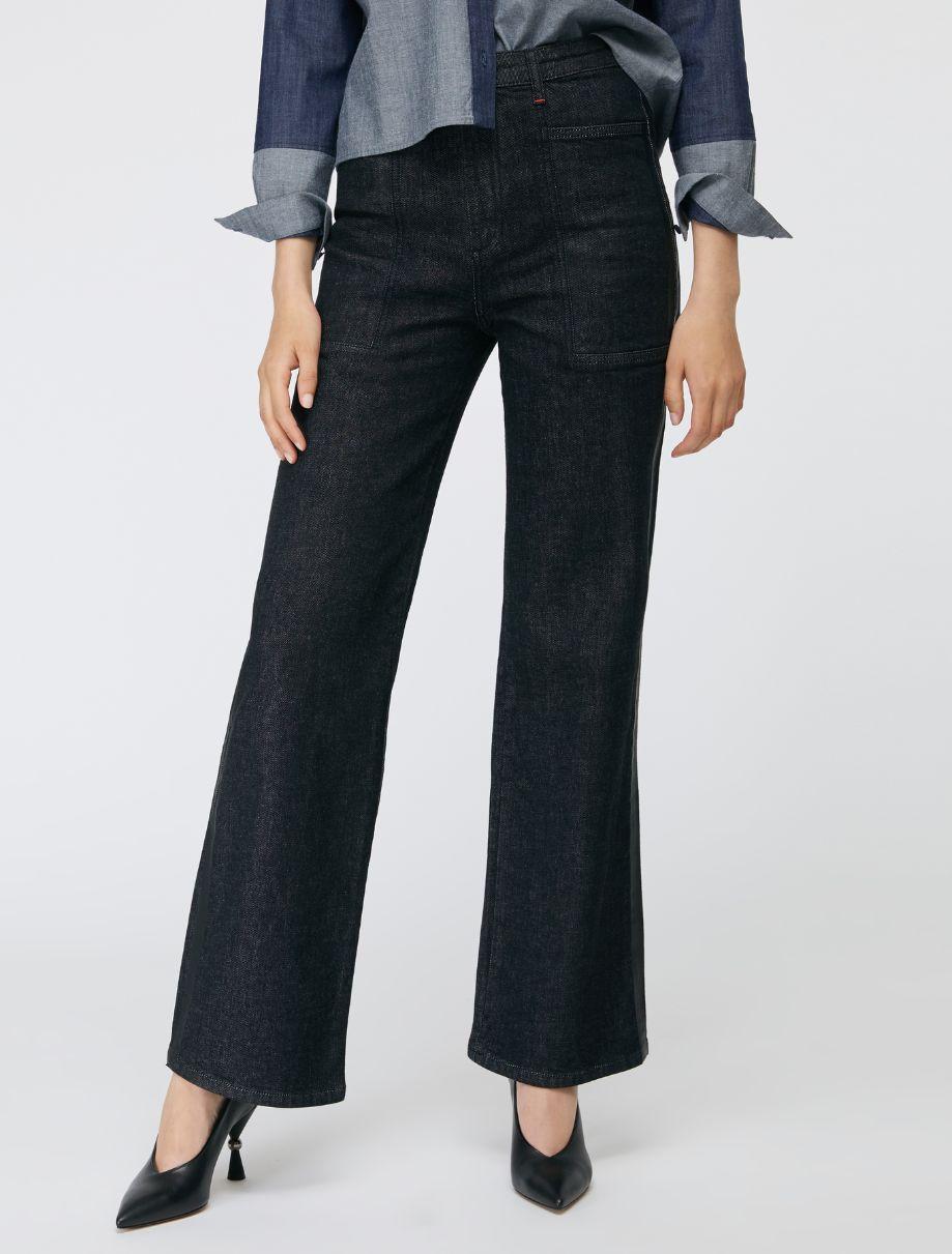 DENTICE Denim trouser 1