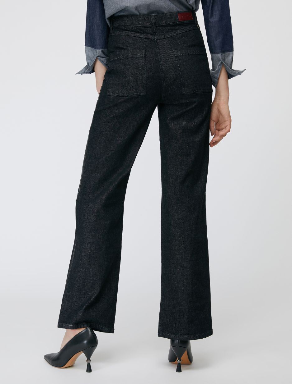 DENTICE Denim trouser 2