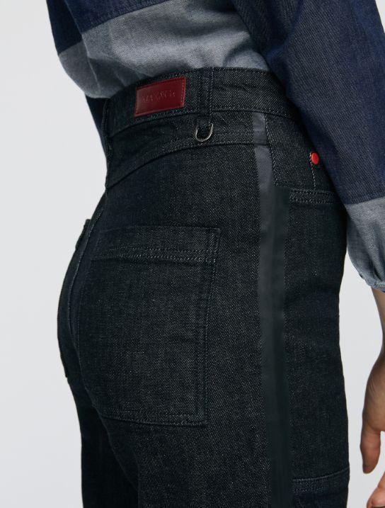 DENTICE Denim trouser 3