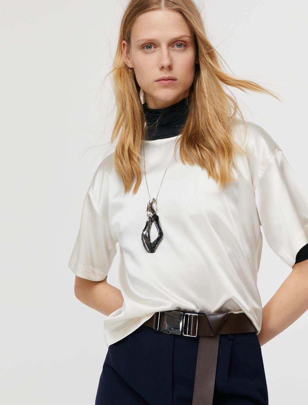 DENTISTA Shirt ivory 1