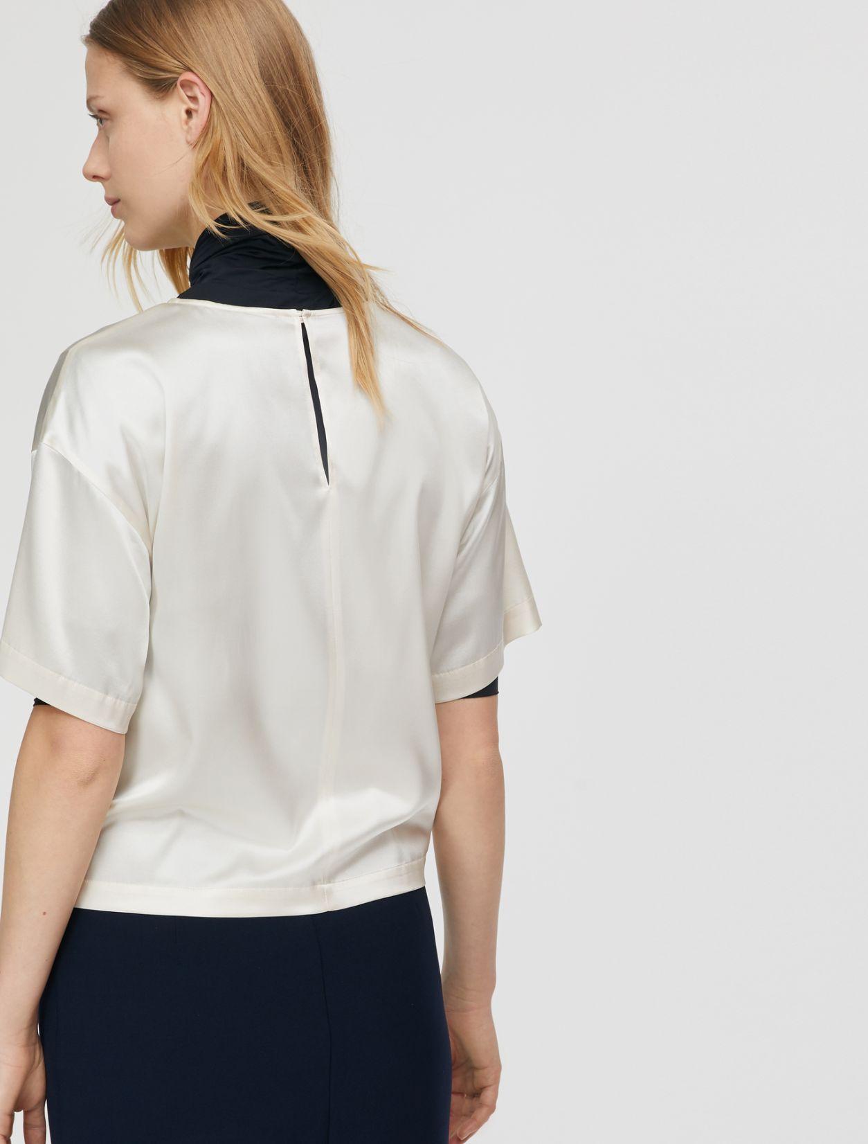 DENTISTA Shirt ivory 2
