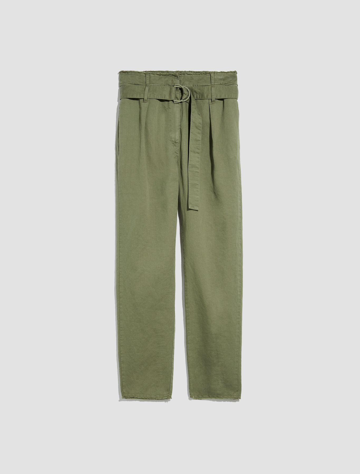 DIEGO Long trouser moss green 5