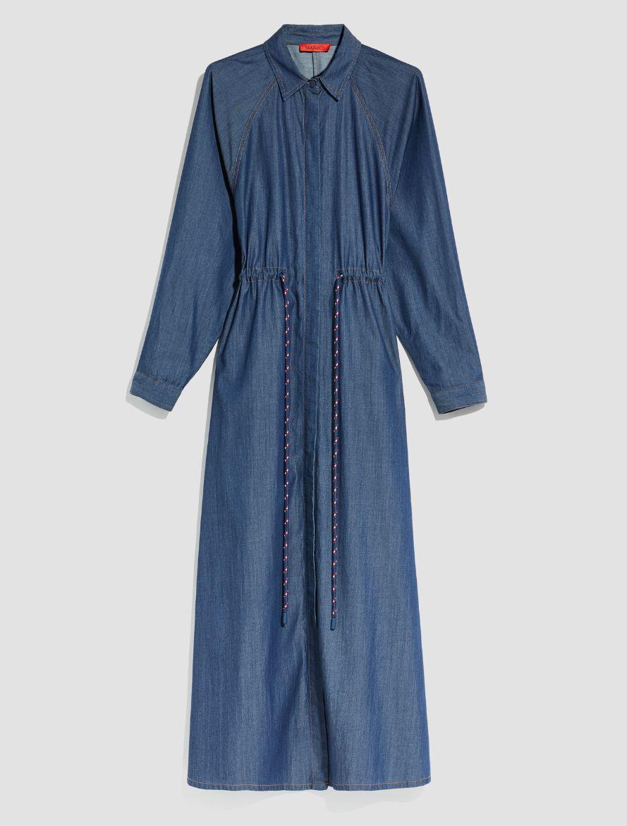 DIFESA Dress midnight blue 5