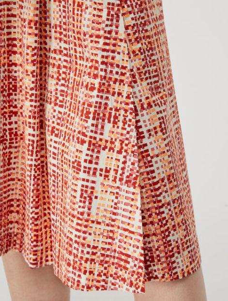 DINAMITE Skirt old rose pattern 3