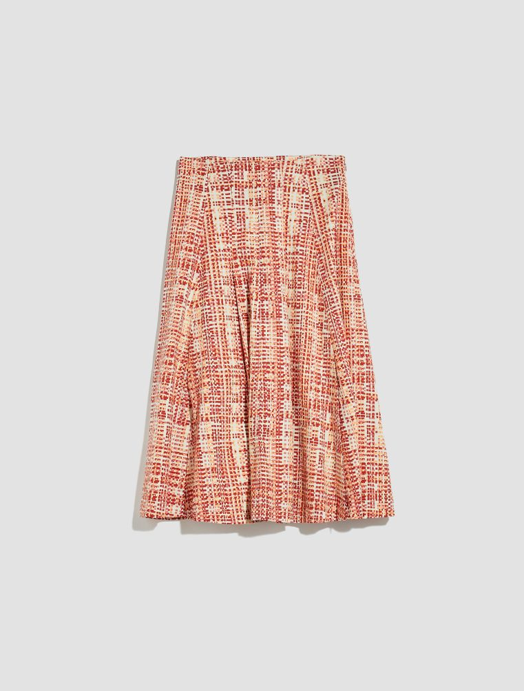 DINAMITE Skirt old rose pattern 5