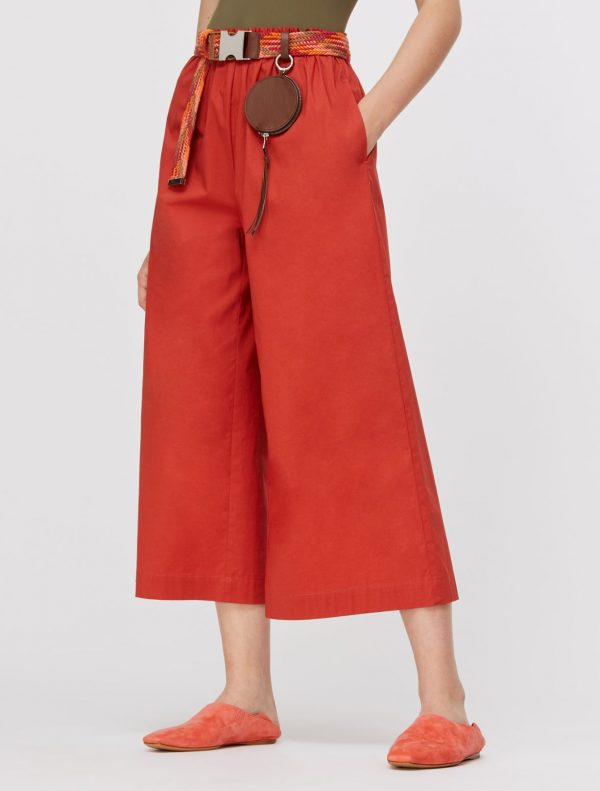 DINO Long trouser terracotta 1