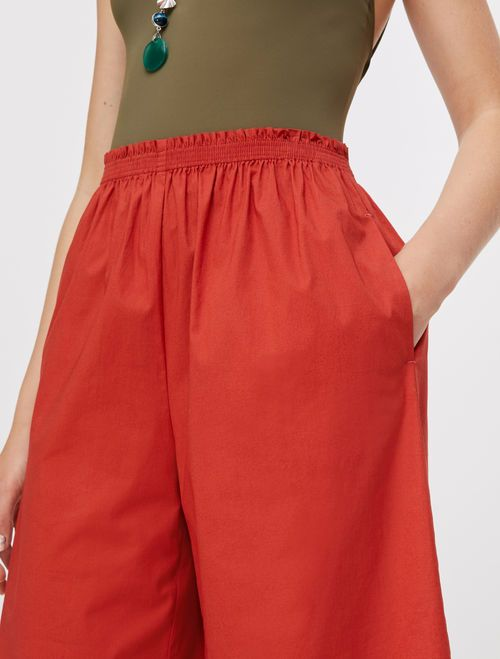DINO Long trouser terracotta 3