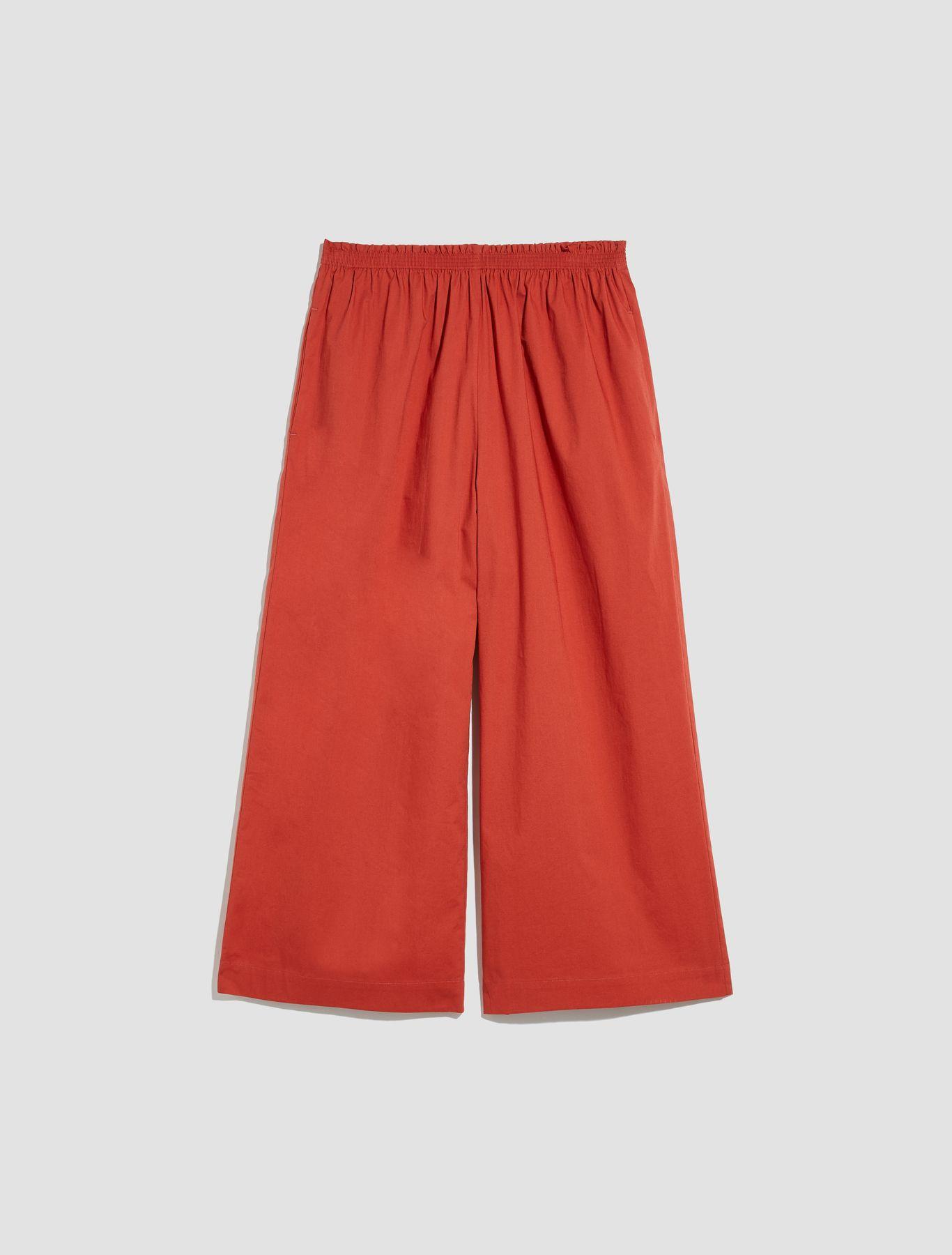 DINO Long trouser terracotta 5