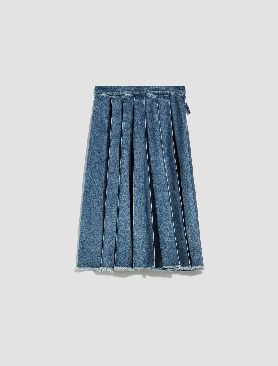 DIRECTOR Skirt light blue 5