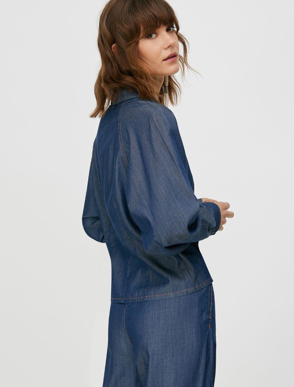 DIRIGERE Shirt midnight blue 2
