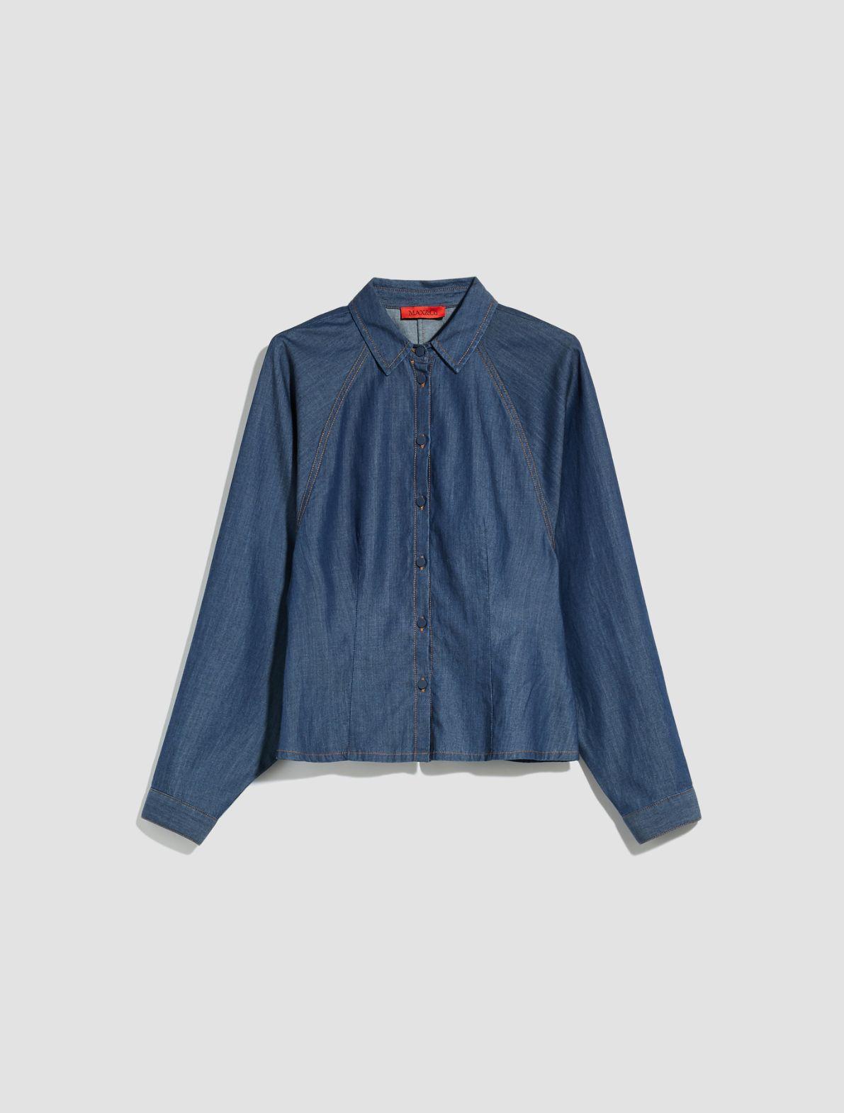 DIRIGERE Shirt midnight blue 5