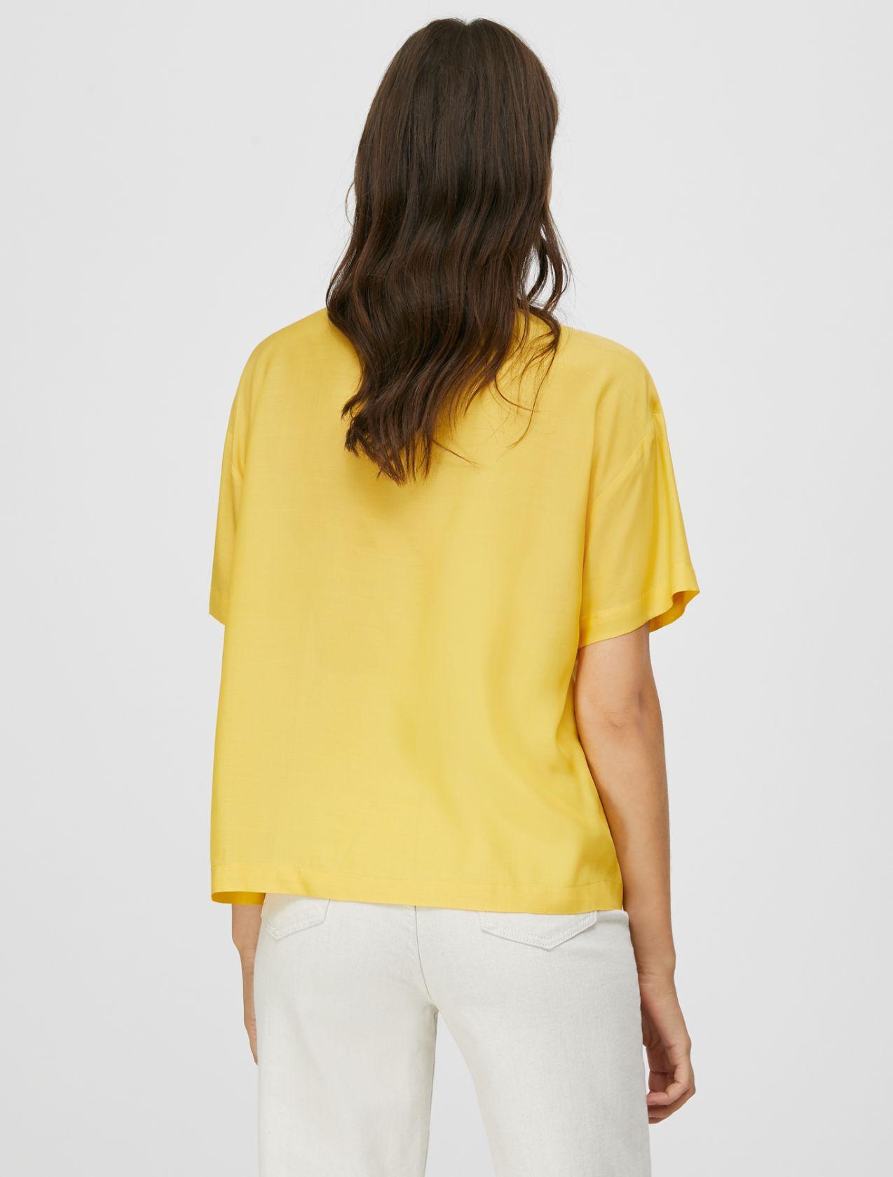 DISPENSA Shirt sunshine yellow 2