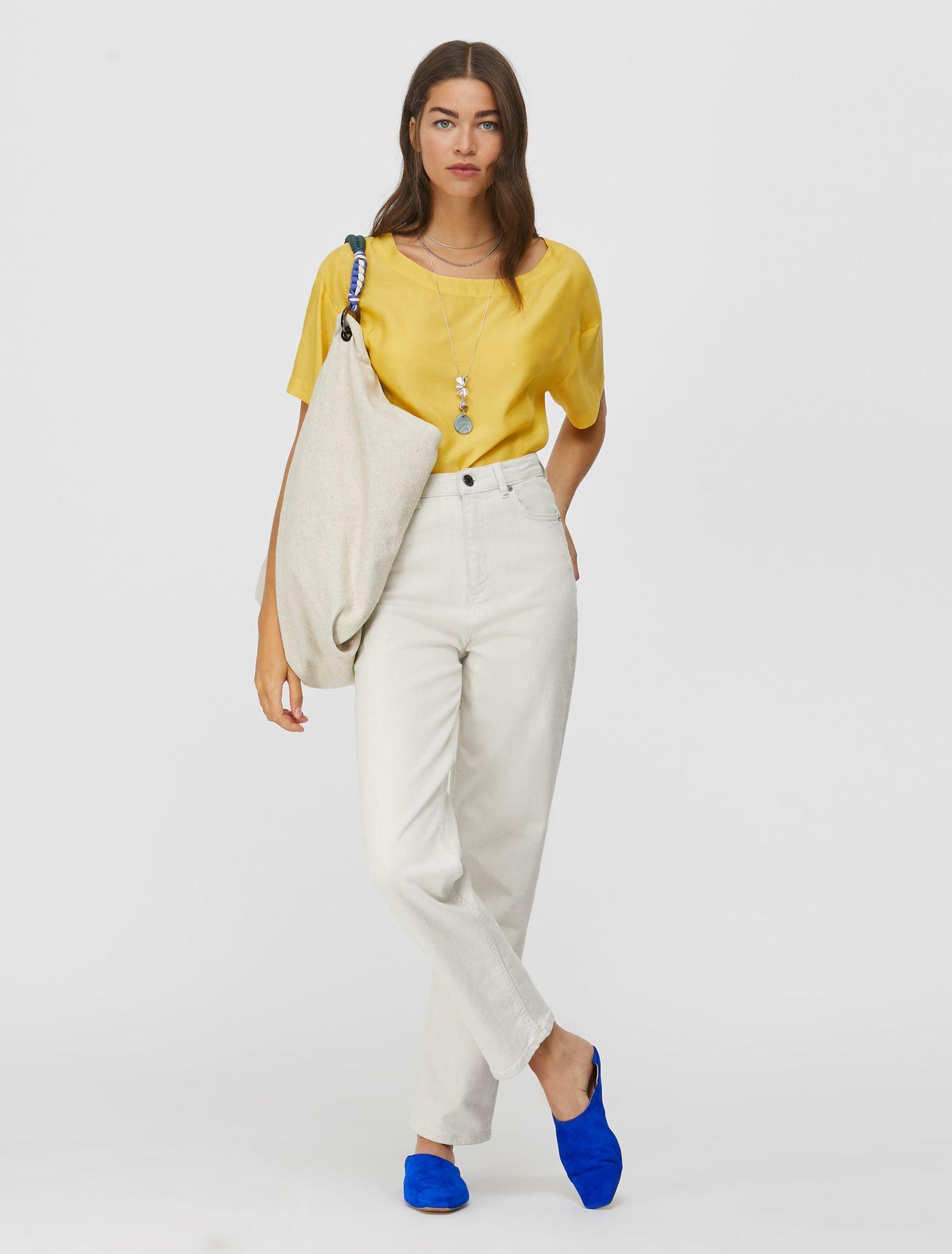 DISPENSA Shirt sunshine yellow 4