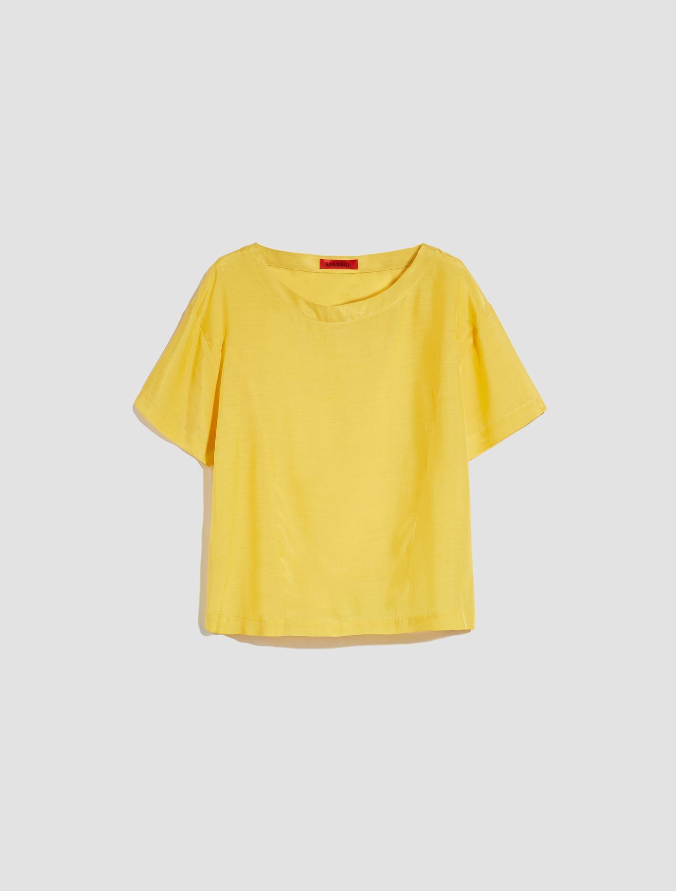 DISPENSA Shirt sunshine yellow 5