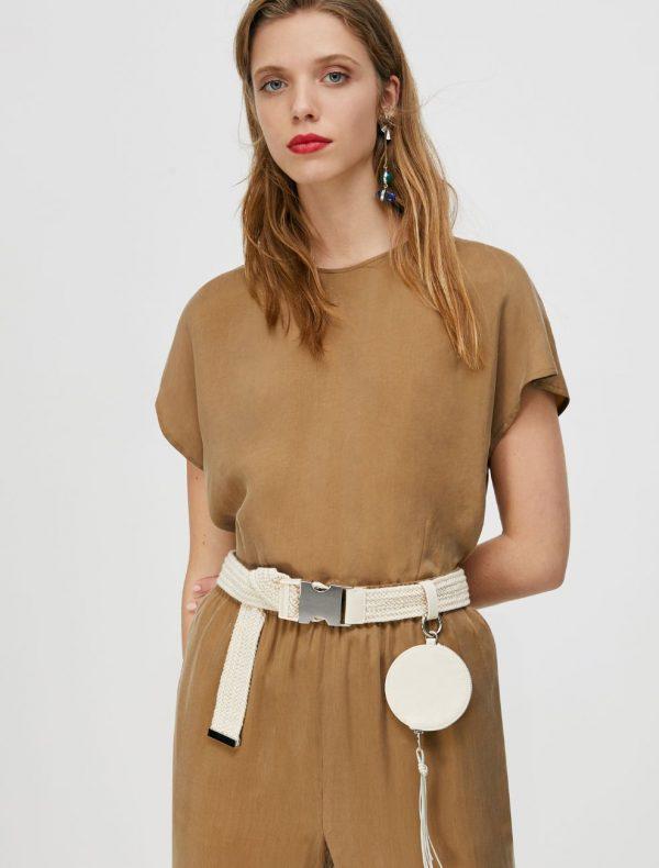 DISPUTA Shirt brown 1