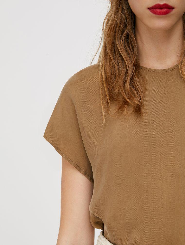 DISPUTA Shirt brown 3