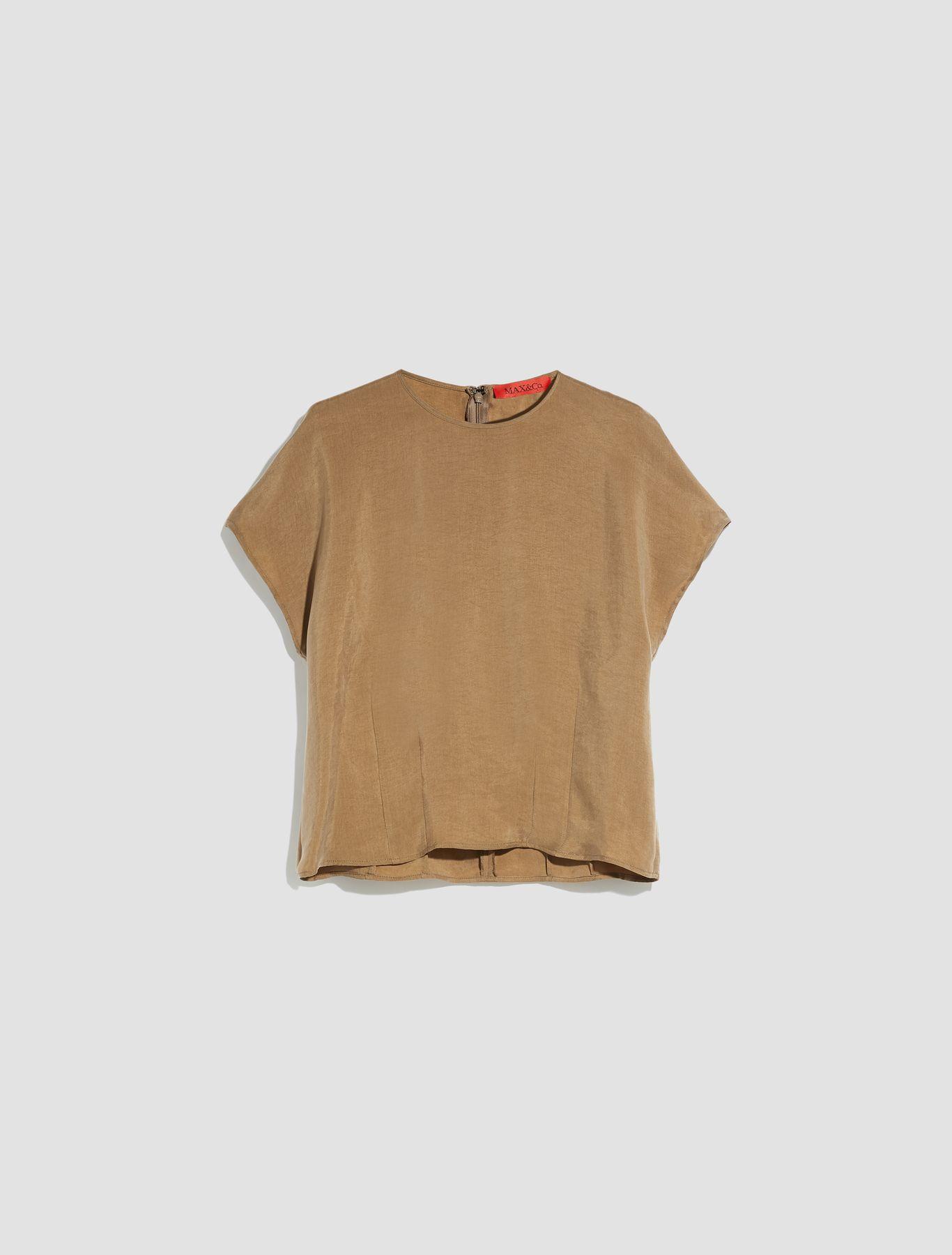 DISPUTA Shirt brown 5