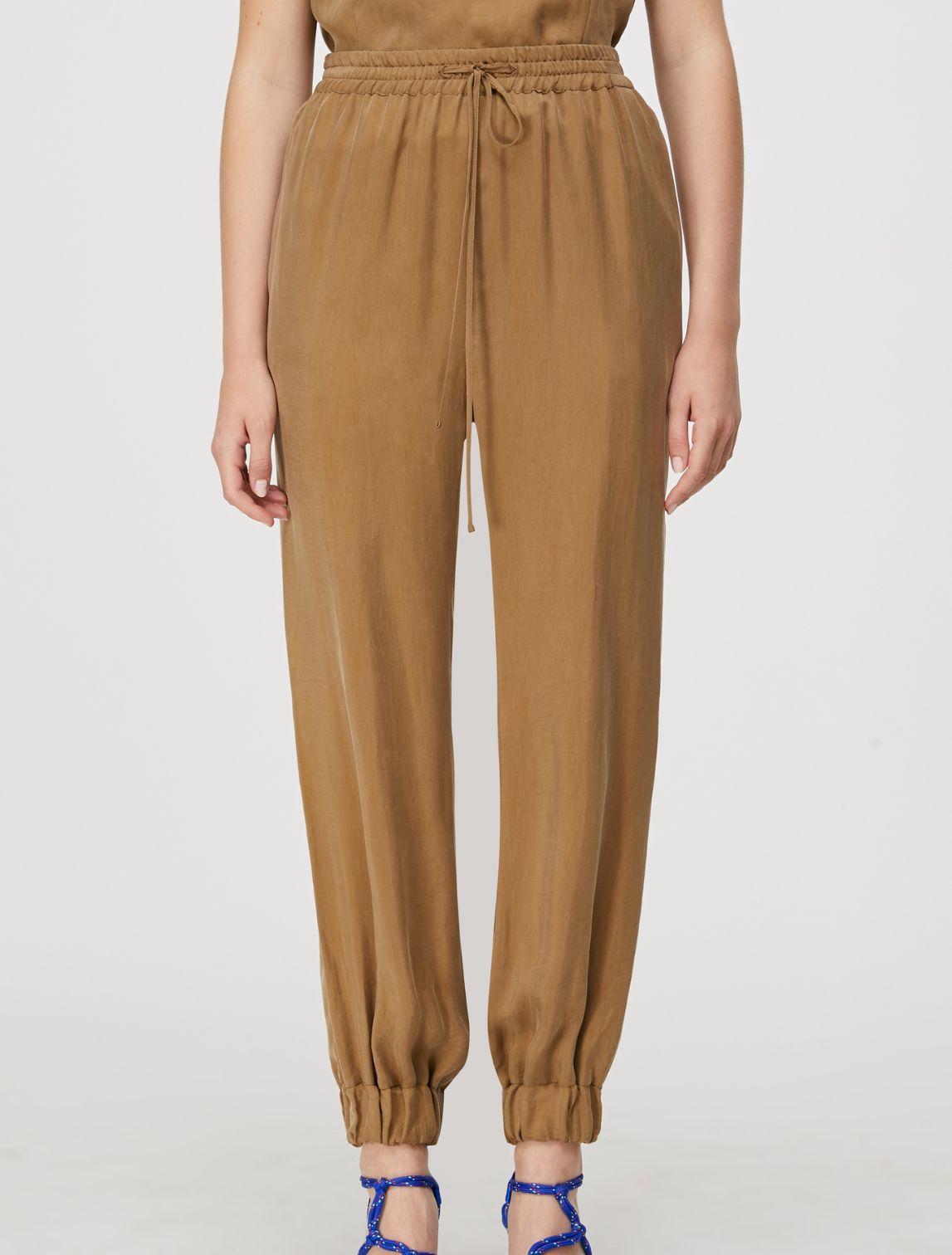 DITTA Long trouser brown 1