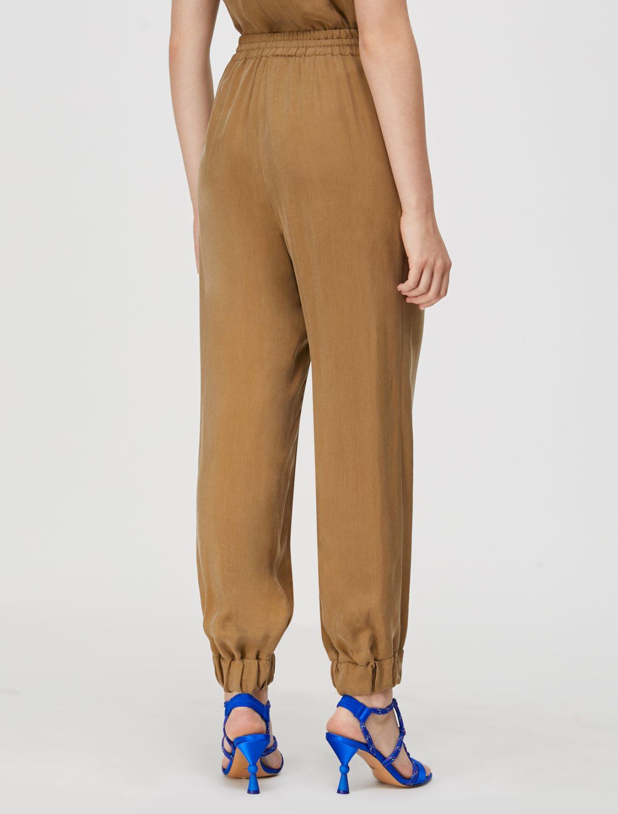 DITTA Long trouser brown 2