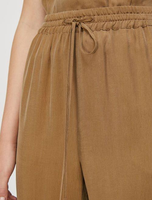 DITTA Long trouser brown 3