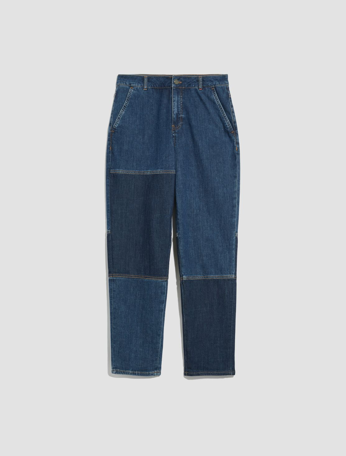 DOLLY Denim trouser midnight blue 5