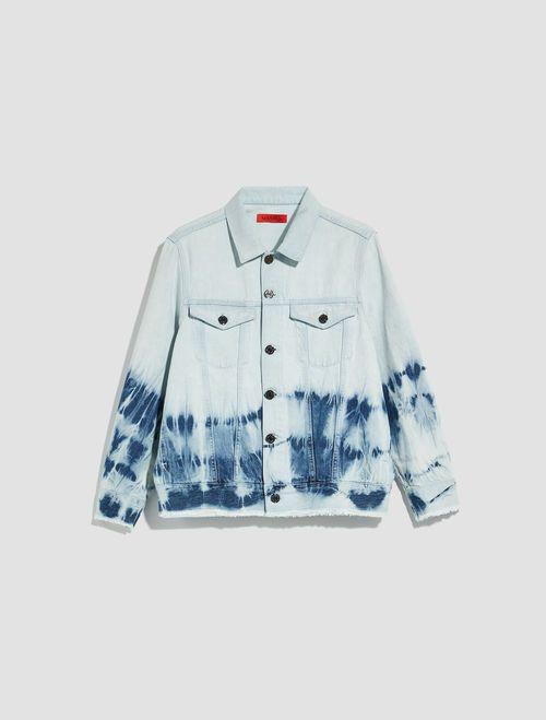 DONNOLA Jacket light blue pattern 6