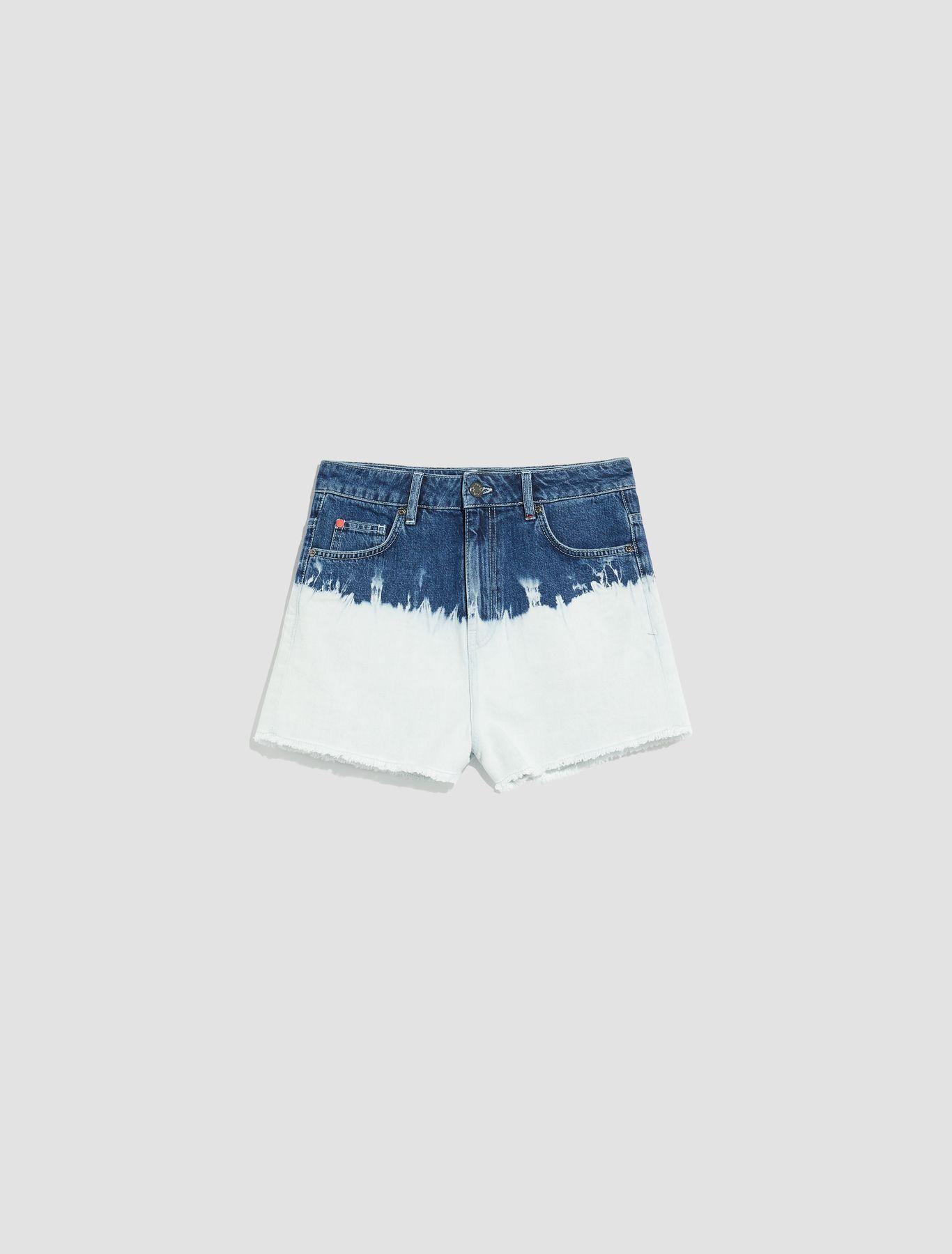 DORELLA Short trouser light blue pattern 5