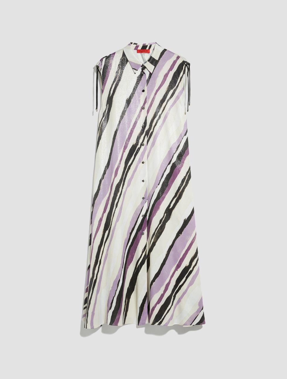 PATTINI Dress ivory pattern 5
