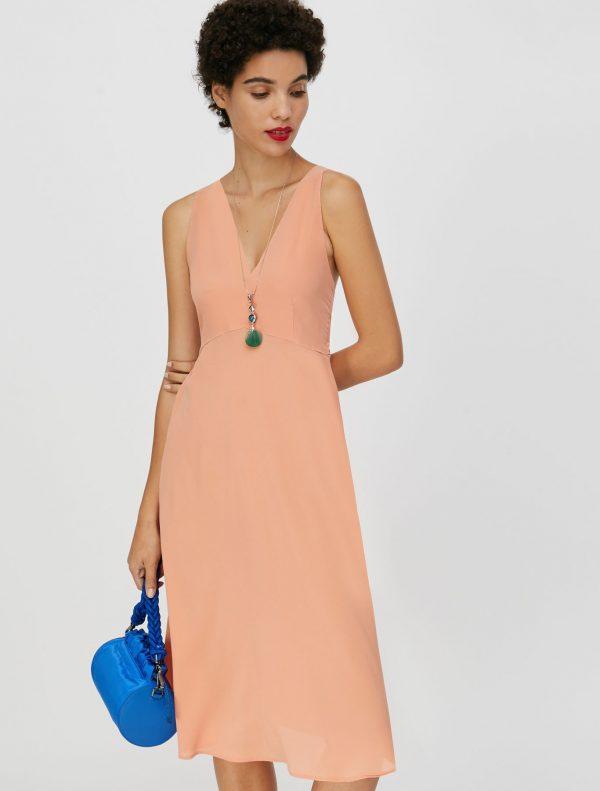 PEONIA Dress pink 1