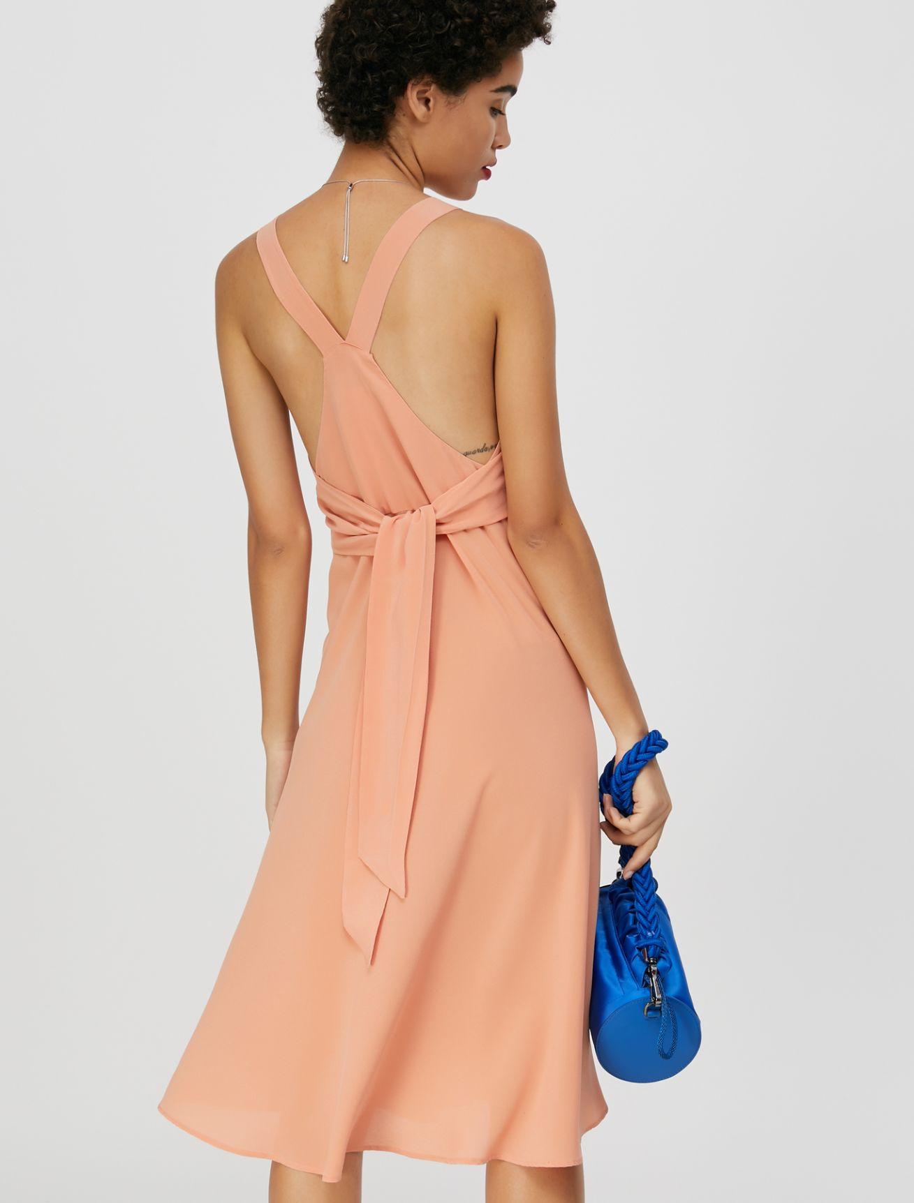 PEONIA Dress pink 2