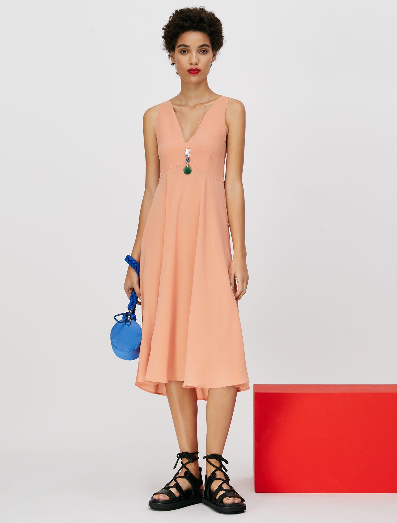 PEONIA Dress pink 5