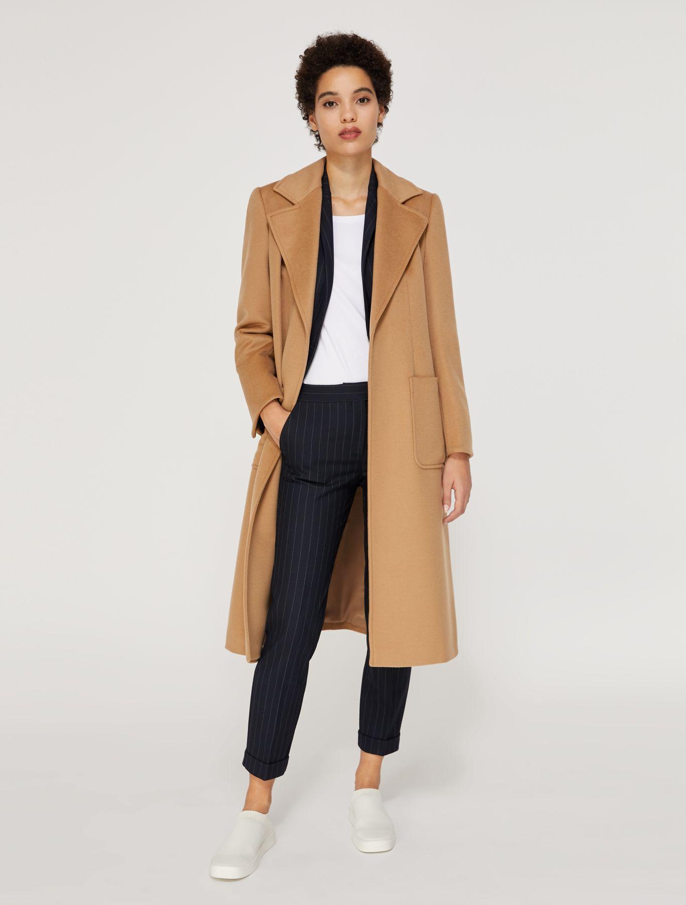 RUNAWAY Coat brown 2