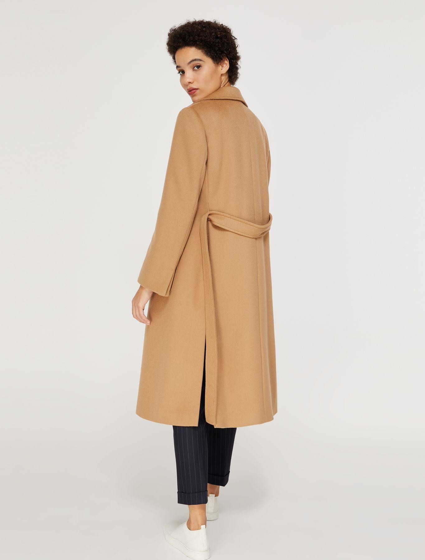 RUNAWAY Coat brown 3