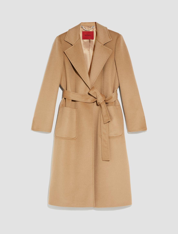 RUNAWAY Coat brown 5